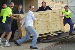 Piano removals and fine antiques